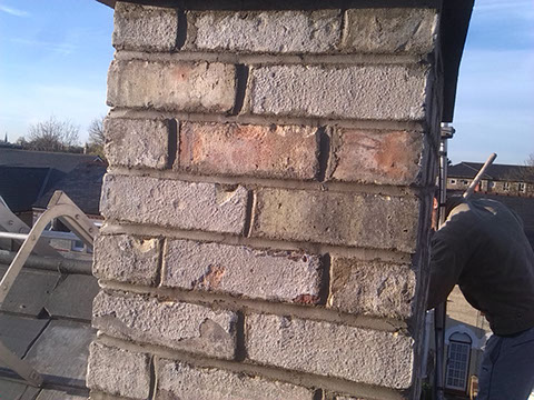 Chimney Repairs Cambridge Fenland Roofline Ltd
