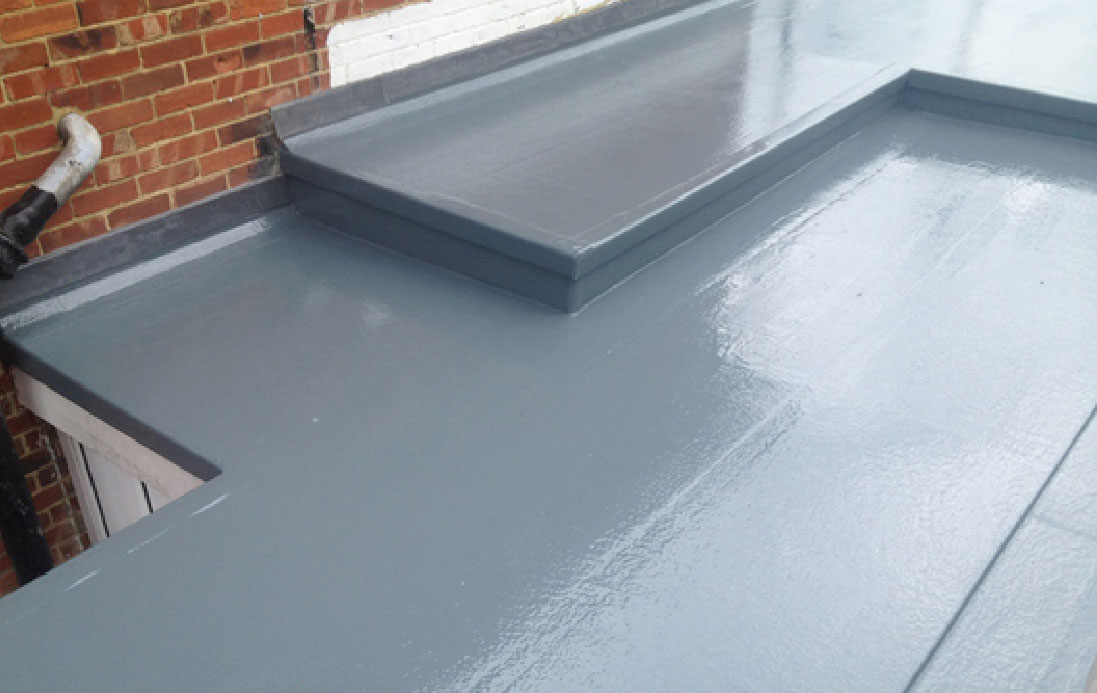 Fiberlass Grp Roofers Cambridge Fenland Roofline Ltd